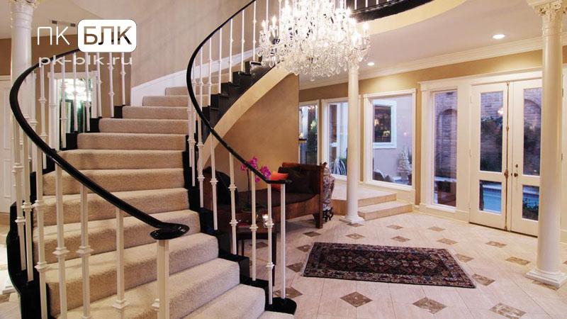 все лестницы для домов из стекла на фото
