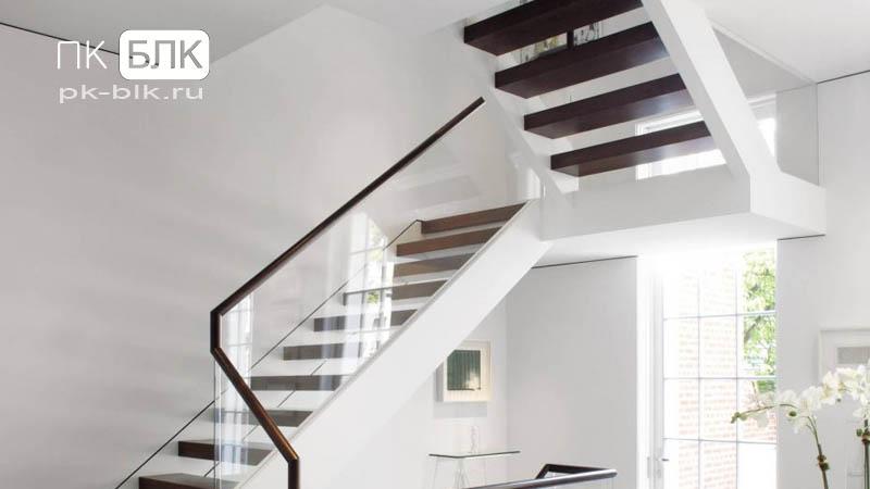 П образные лестницы