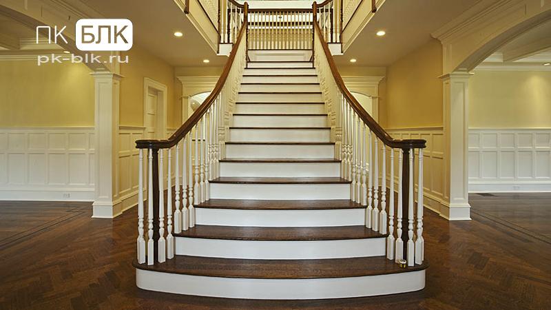 элитная лестница для дома