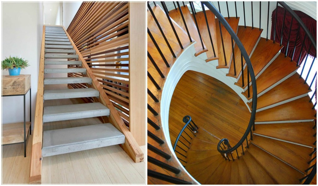 Красивые и дорогие лестницы